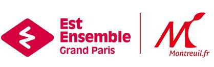 Logos Est Ensemble et Montreuil