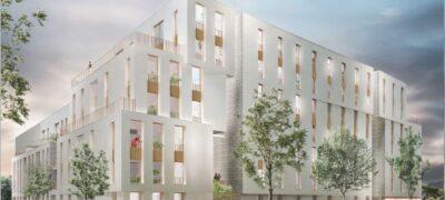 De nouveaux équipements publics avec la construction de la résidence sociale étudiante