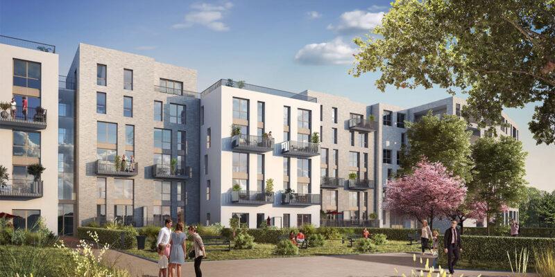 Le quartier Boissière-Acacia poursuit sa transformation avec la construction dès 2021 de l'îlot G